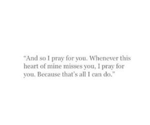 pray, quotes, and text image