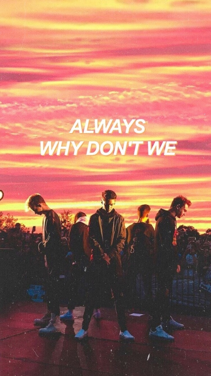 why don't we • wallpaper on We Heart It