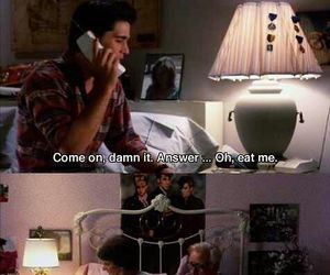 80's, funny, and sixteen candles image