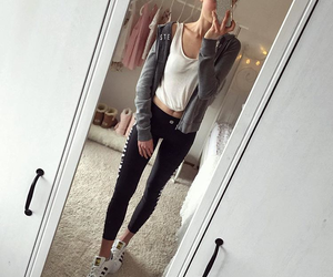 basic, fashion, and grey image