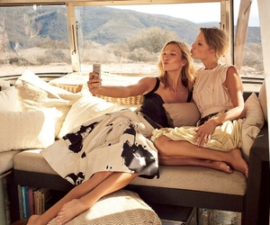 friends, fashion, and Karlie Kloss image