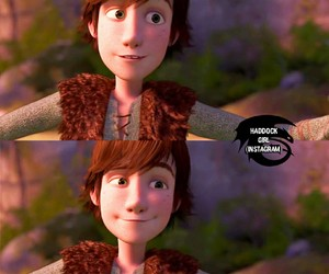 hiccup haddock and how to train your dragon image