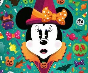 disney, Halloween, and background image