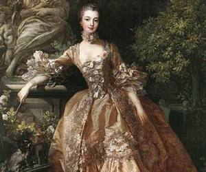 rococo, art, and dress image