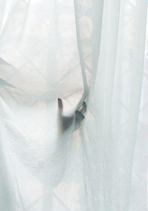 hand and white image