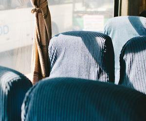 vintage, indie, and bus image