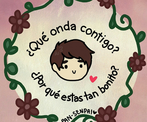 love, frases, and boy image