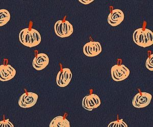 wallpaper, pumpkin, and Halloween image