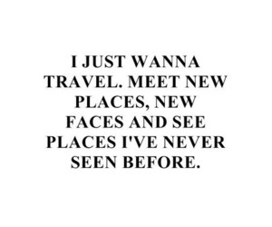travel, quotes, and place image