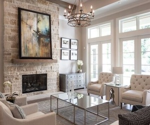 aesthetic, decor, and living image