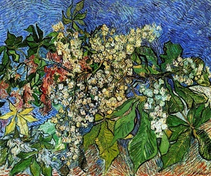 aesthetic, details, and van gogh image