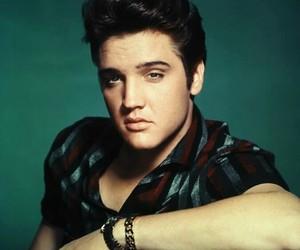 Elvis Presley, elvis, and rock image