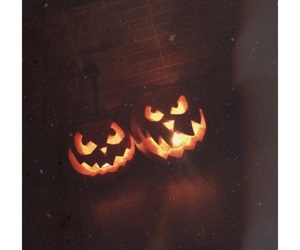 autumn, cold, and Halloween image