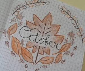 october and bujo image