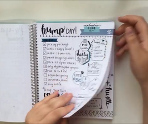 note, notebook, and notes image