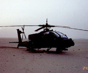 Apache, helicopter, and support image