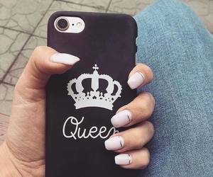 Queen, case, and iphone image