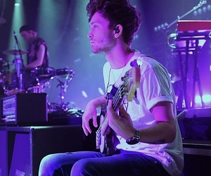 band, con, and connor ball image