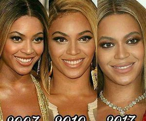 2007, queen bey, and 2017 image