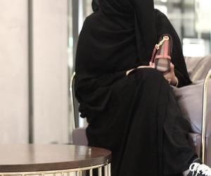 black, Dubai, and minimalism image