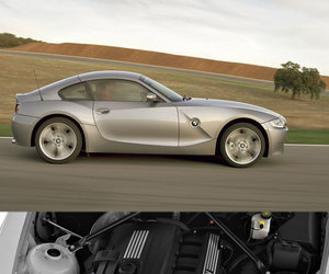 euro ncap, bmw z4 coupe, and powerful engines image