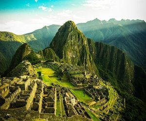 machu picchu, trip, and travel image