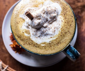 coffee, food, and autumn image