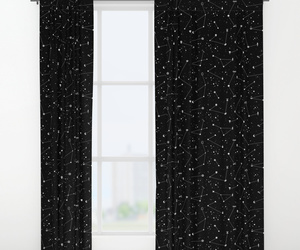 curtain, home, and home decor image
