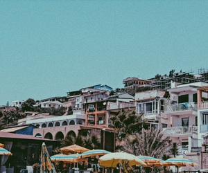 city, enjoy, and fade image