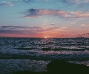 fade, italy, and sea image