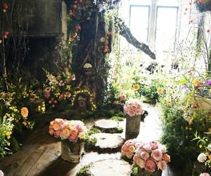 aesthetic, aesthetics, and flower image
