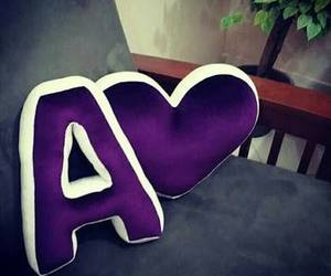 letter A image