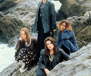 witch, The Craft, and 90s image