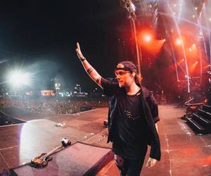rock in rio, michael clifford, and rir image