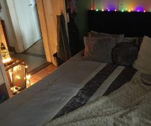 autumn, blanket, and decoration image