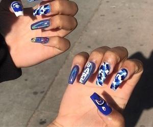nails and bape image