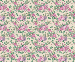 background, flowers, and motivo image
