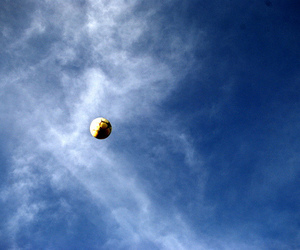 ball, volley, and happiness image