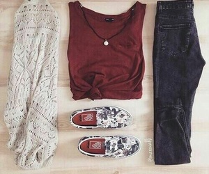 clothes, fashion, and ootd image