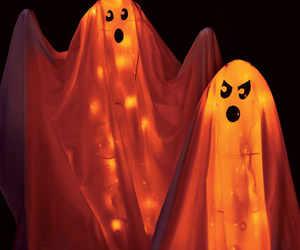 ghost, Halloween, and night image