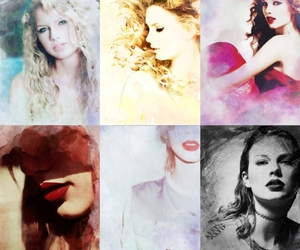 art, music, and Taylor Swift image