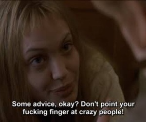 quotes, Angelina Jolie, and girl interrupted image