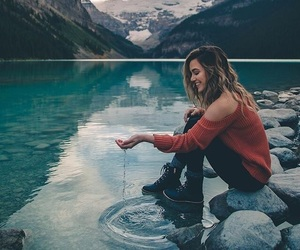 girl, travel, and amazing image