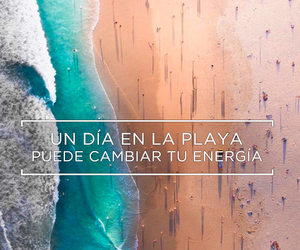 beach, frase, and inspirational image