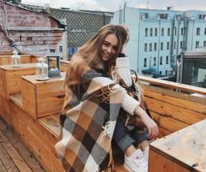 girl, autumn, and tumblr image