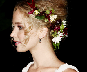 beautiful and Jennifer Lawrence image