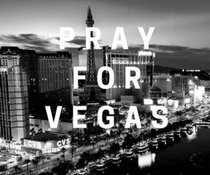 Las Vegas, pray, and sad image