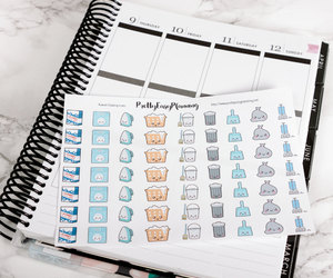 etsy, filofax, and kawaii stickers image