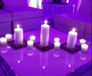 candle, couple, and romantic image