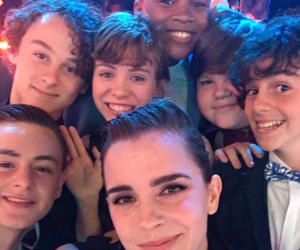emma watson and the losers club image